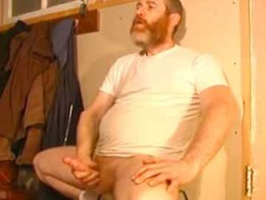 Bearded Gay Daddy Live Session