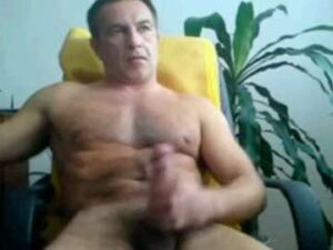 Fit Daddy Big Dick Cam