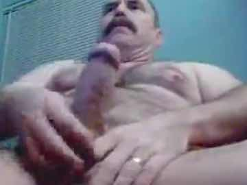 Hairy Daddy Thick Penis Play