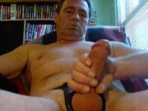 Mature Dude Big Cum Load